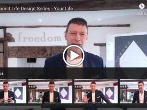 Diamond Life Design – Part 2 – Your Life